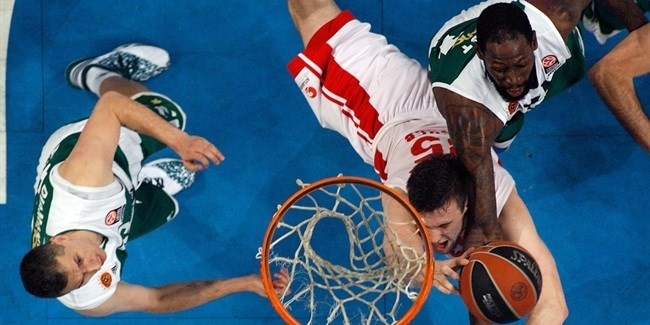 Top 16, Round 13 report: Panathinaikos reaches playoffs on festive night