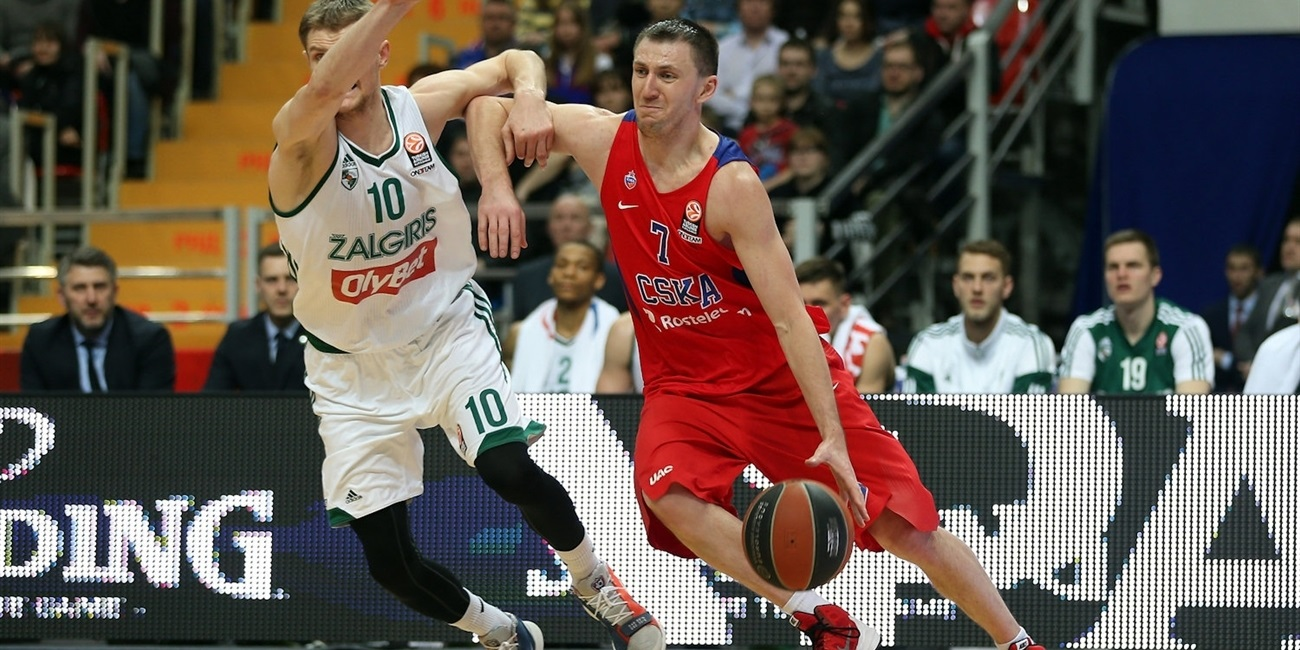 CSKA re-signs sharp shooter Fridzon