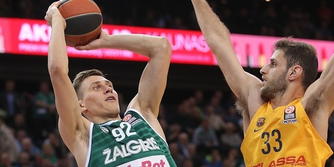 Zalgiris re-signs forward Ulanovas