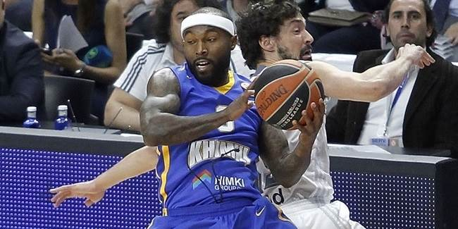 Top 16, Round 14: Real Madrid vs. Khimki Moscow Region