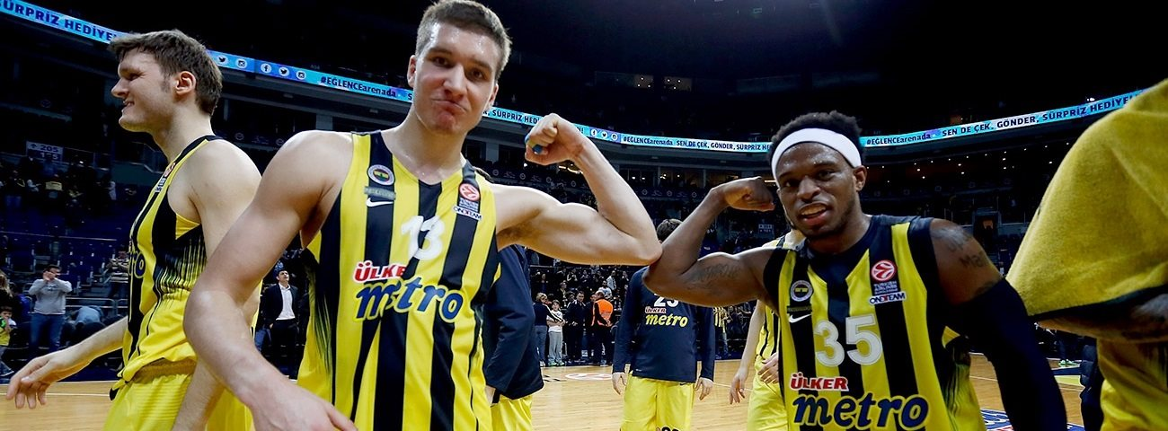 Inside the Playoffs: Fenerbahce Istanbul vs. Real Madrid
