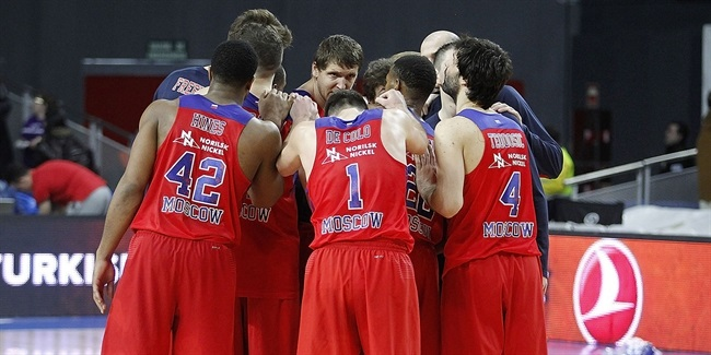 Inside the Playoffs: CSKA Moscow vs. Crvena Zvezda Telekom Belgrade
