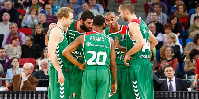 Inside the Playoffs: Laboral Kutxa Vitoria Gasteiz vs. Panathinaikos Athens