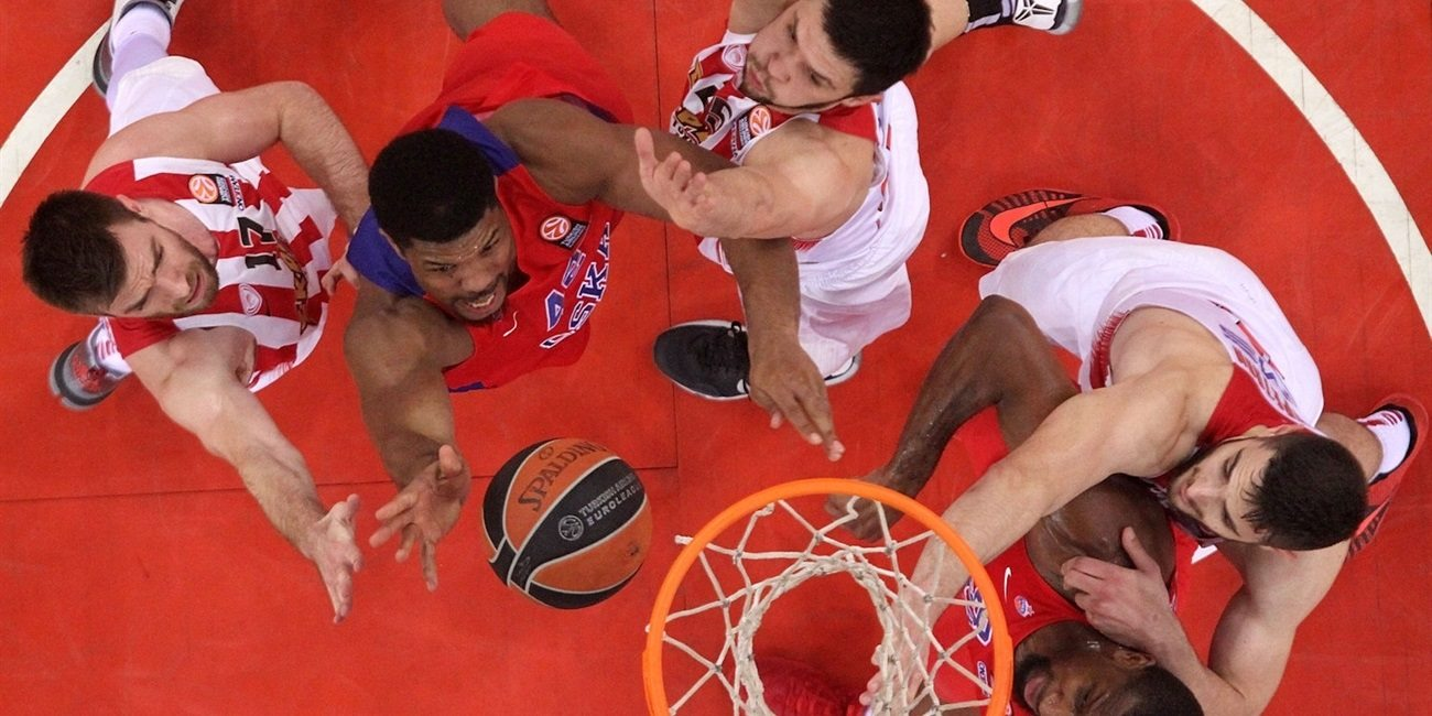 Top 16, Round 14 report: De Colo's late free throws lead CSKA to road win