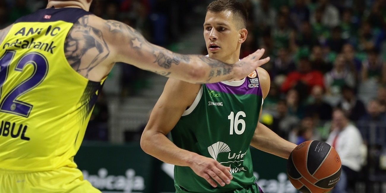Top 16, Round 14 report: Unicaja downs Fenerbahce in its season finale