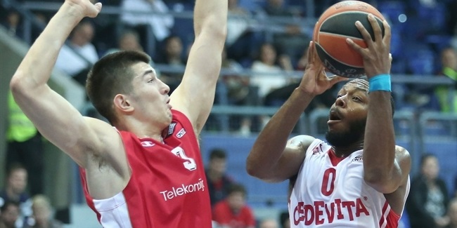Top 16, Round 14 report: Cedevita follows Pullen to season-closing home win