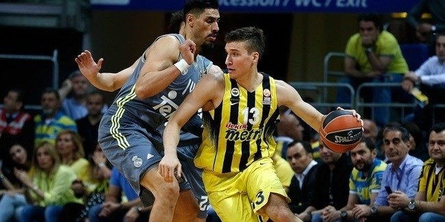 Playoffs Game 1 report: Sloukas, Bogdanovic lift Fenerbahce in series opener
