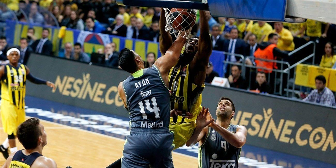 Playoffs Game 2 report: Fenerbahce dominates Madrid from start to finish