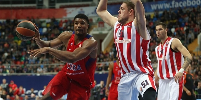 Playoffs Game 2 report: CSKA Moscow survives staunch Crvena Zvezda challenge to take 2-0 series lead