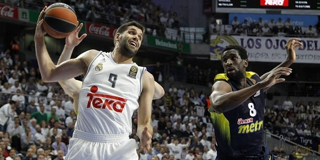 Playoffs Game 3: Real Madrid vs. Fenerbahce Istanbul