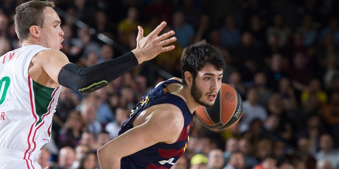 Playoffs Game 3 report: Abrines leads Barcelona to 2-1 series lead on Lokomotiv