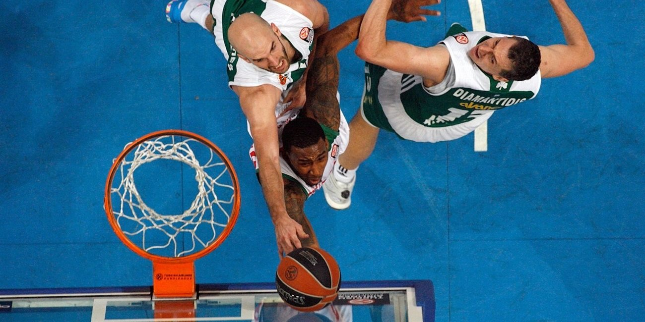 Playoffs Game 3 report: Laboral sweeps Panathinaikos for return to Final Four!