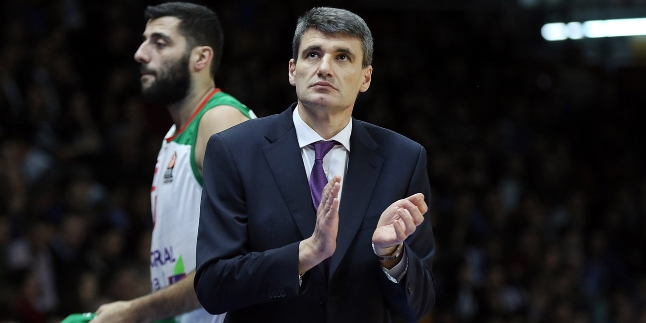Laboral Kutxa, coach Perasovic part ways