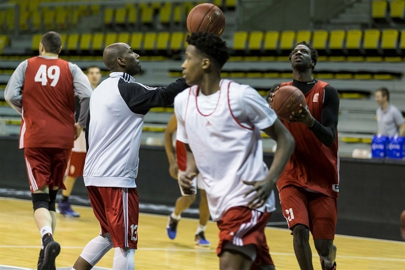 Louis Campbell in practices - Strasbourg - Eurocup Finals 2016 - EC15