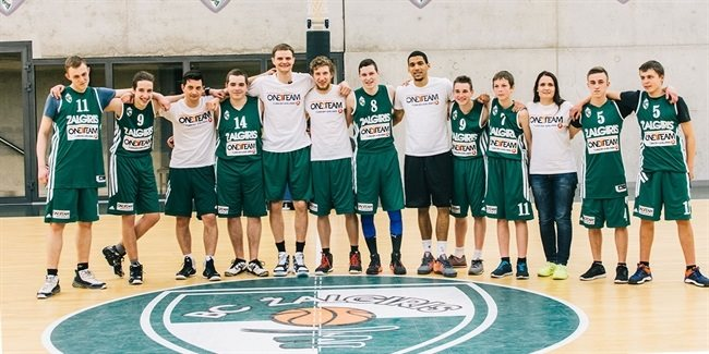 Zalgiris One Team programme has new session