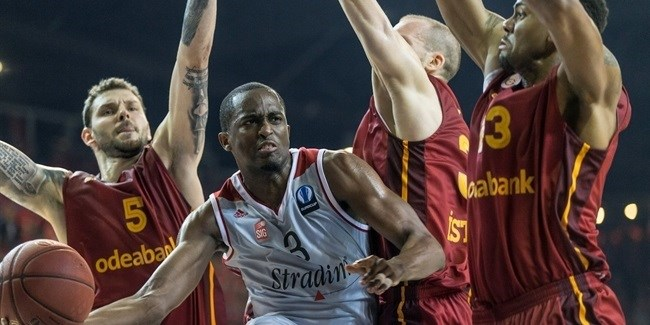 Finals, Game 1: Strasbourg vs. Galatasaray Odeabank Istanbul