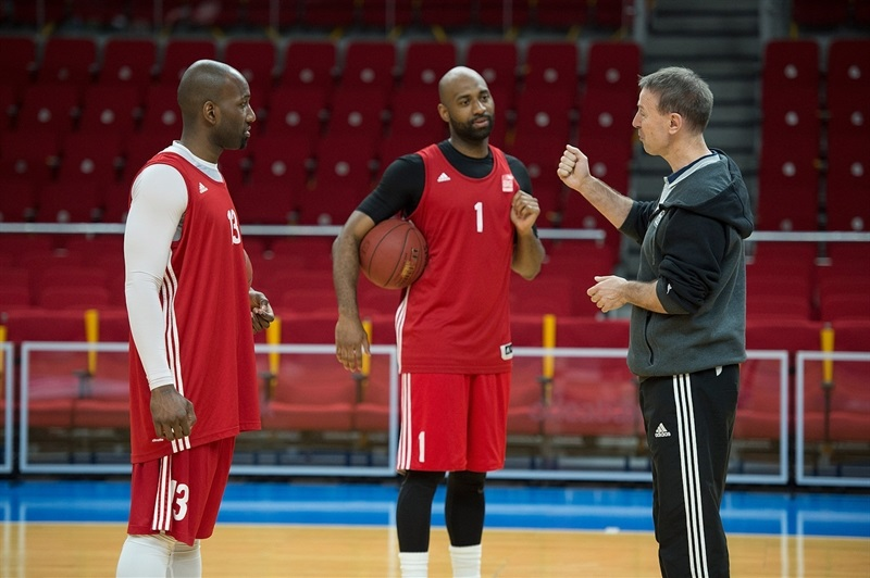 Louis Campbell - Strasbourg practices in Istanbul - Eurocup Finals 2016 - EC15