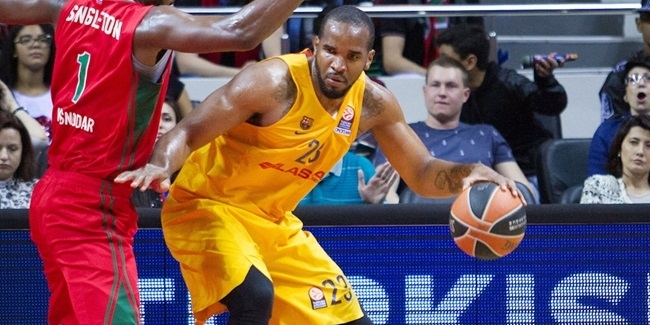 Partizan bulks up inside with Samuels