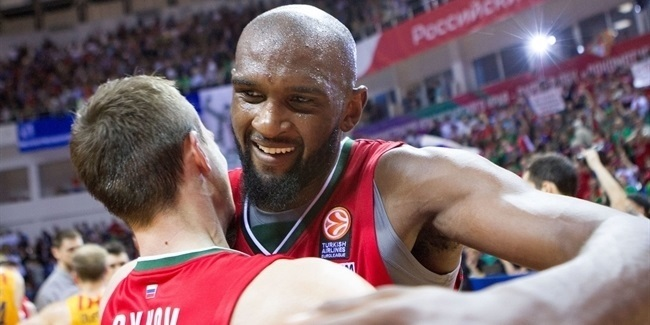 Playoffs Game 5 MVP: Chris Singleton, Lokomotiv Kuban Krasnodar