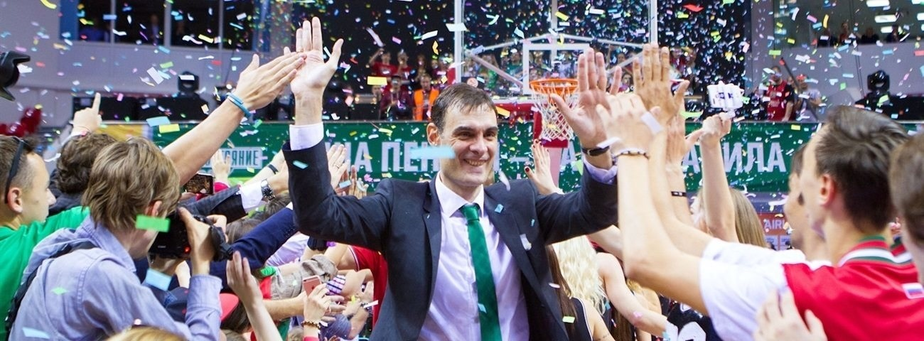 Olympiacos and Coach Bartzokas reunite