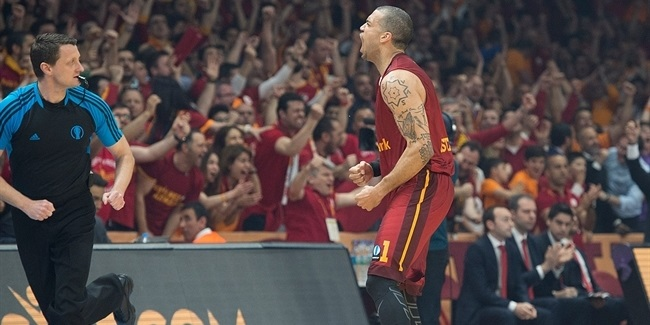 Galatasaray keeps versatile swingman Schilb