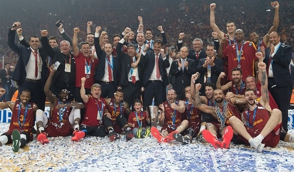 On This Day, 2016: Galatasaray wins the EuroCup