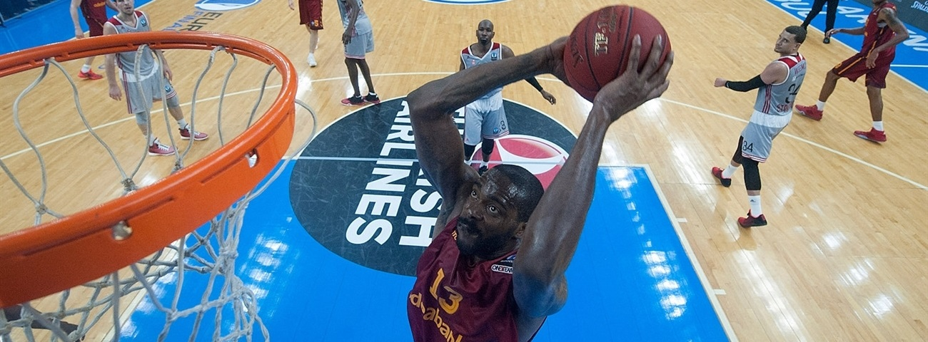 Unics adds 7DAYS EuroCup champ Lasme