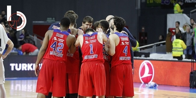 Final Four team profile: CSKA Moscow