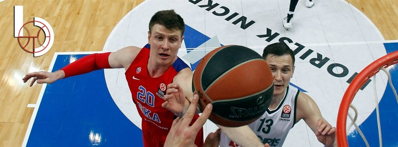 Final Four signature star: Andrey Vorontsevich, CSKA Moscow
