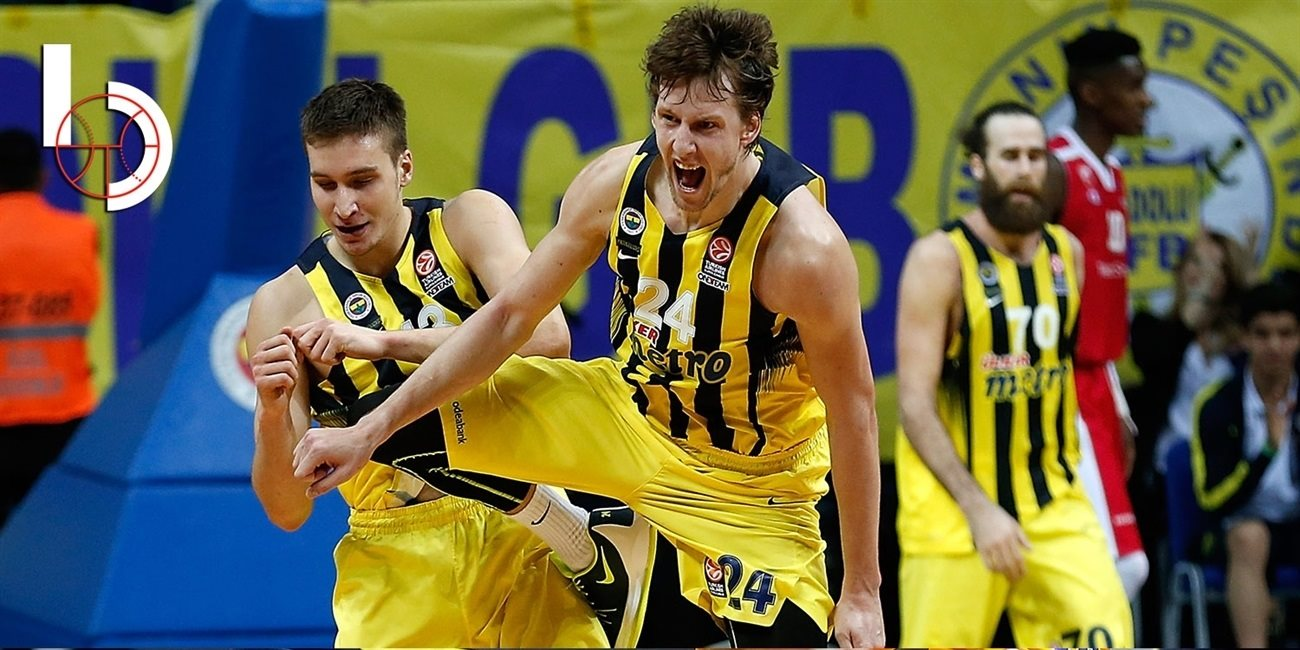 Final Four Signature Star: Jan Vesely, Fenerbahce Istanbul