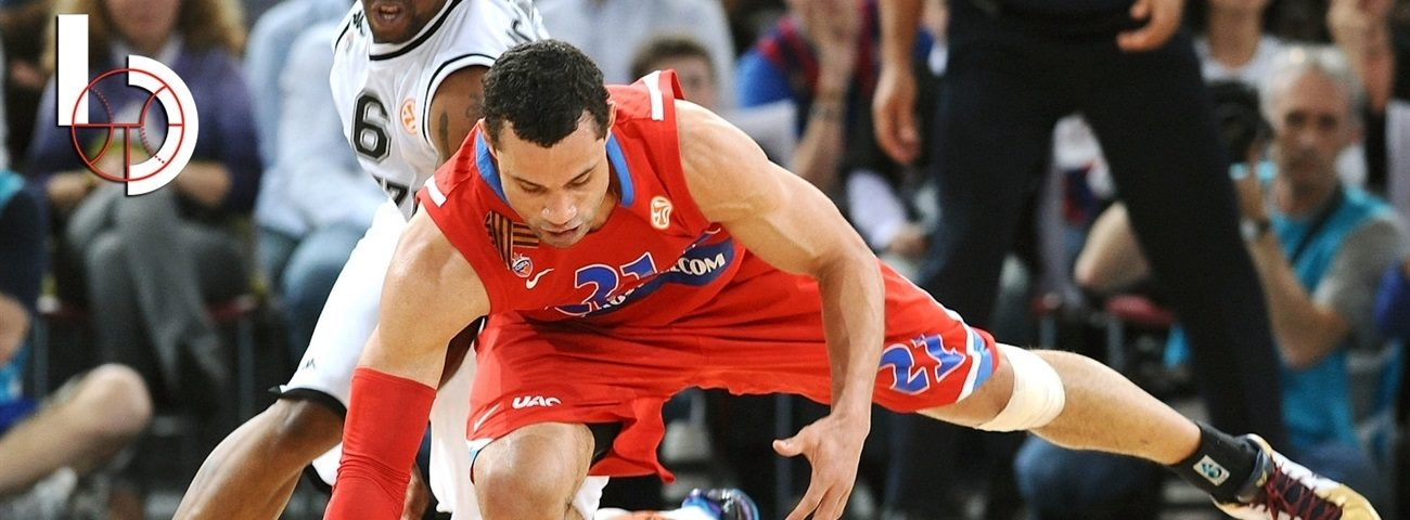 Final Four club legend: Trajan Langdon, CSKA Moscow