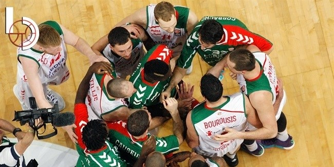 Final Four team profile: Laboral Kutxa Vitoria Gasteiz