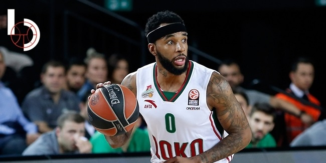 Final Four signature star: Malcolm Delaney, Lokomotiv Kuban Krasnodar