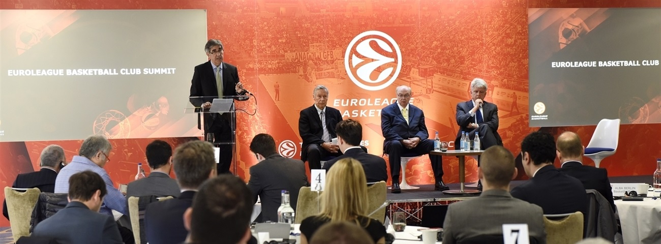 Euroleague Basketball clubs and domestic leagues approve 2016-17 competition structure, hold strategic discussions