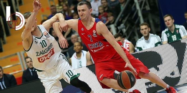 Road to Berlin: CSKA Moscow