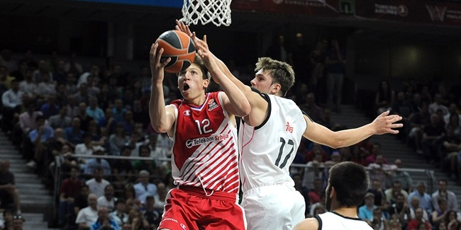 EUROLEAGUE BASKETBALL ADIDAS NEXT GENERATION TOURNAMENT preview