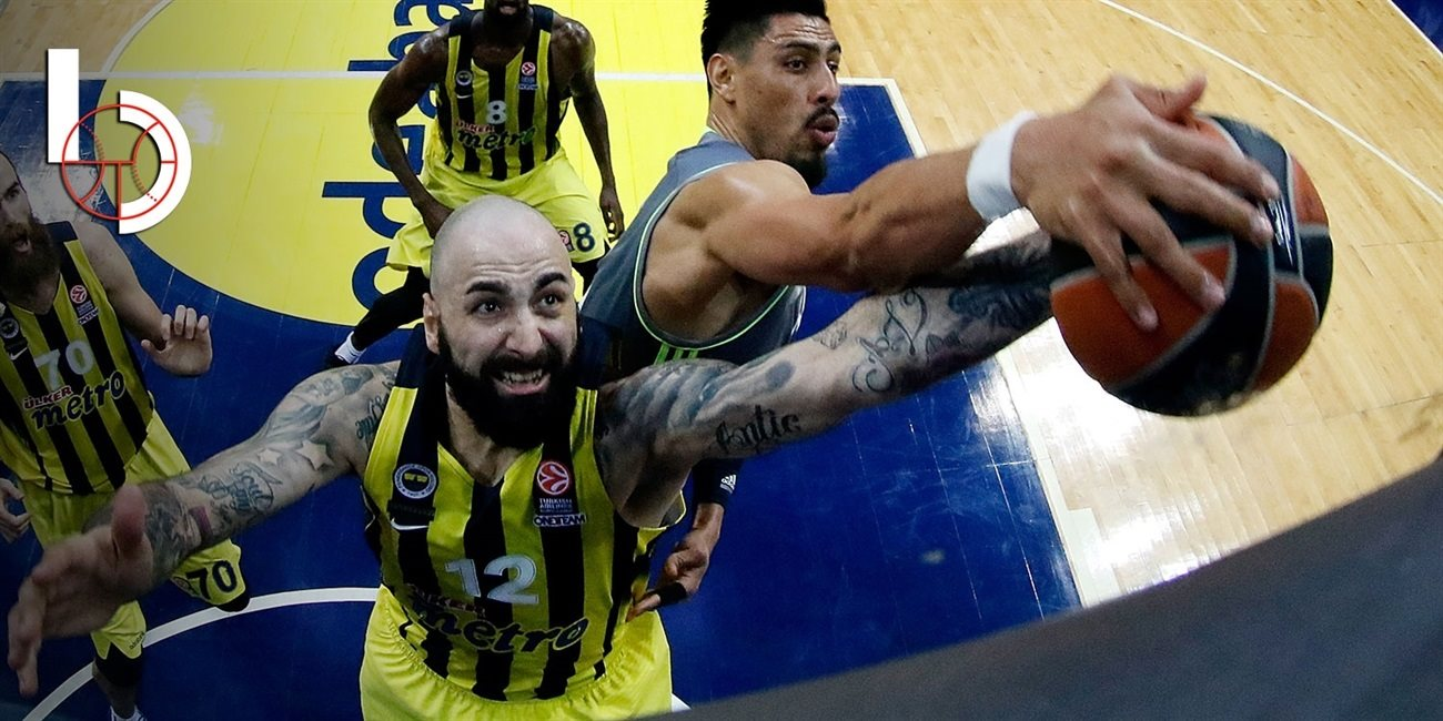 Final Four blog: Pero Antic, Fenerbahce Istanbul