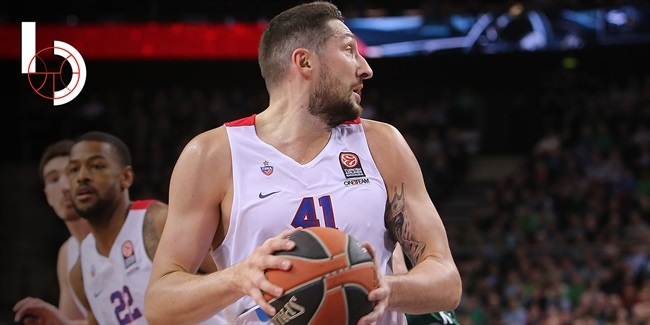Final Four blog: Nikita Kurbanov, CSKA Moscow