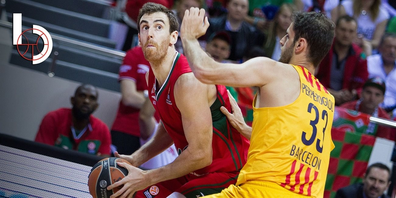 Final Four blog: Victor Claver, Lokomotiv Kuban Krasnodar