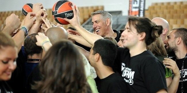 One Team starred at Final Four in Berlin