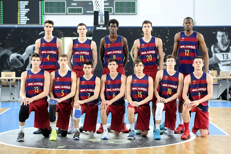 U18 FC Barcelona Lassa - Final Four Berlin 2016 - EB15