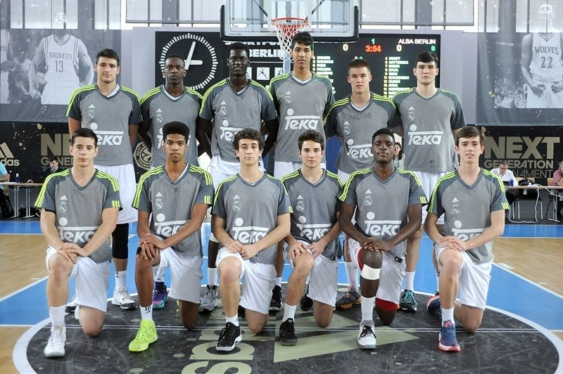 U18 Real Madrid - Final Four Berlin 2016 - EB15