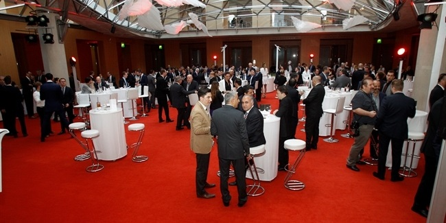 Turkish Airlines Gala Dinner celebrates Final Four