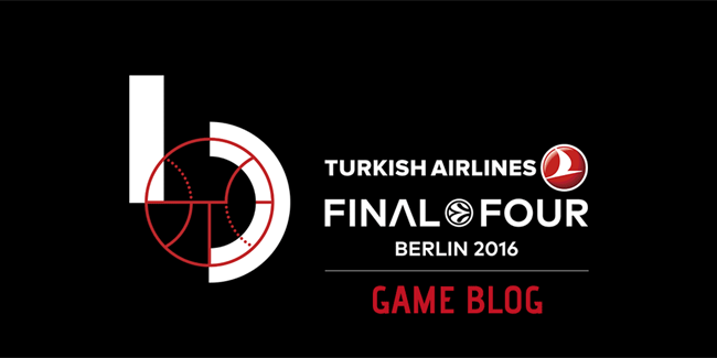 GAME BLOG from Berlin: Semifinals