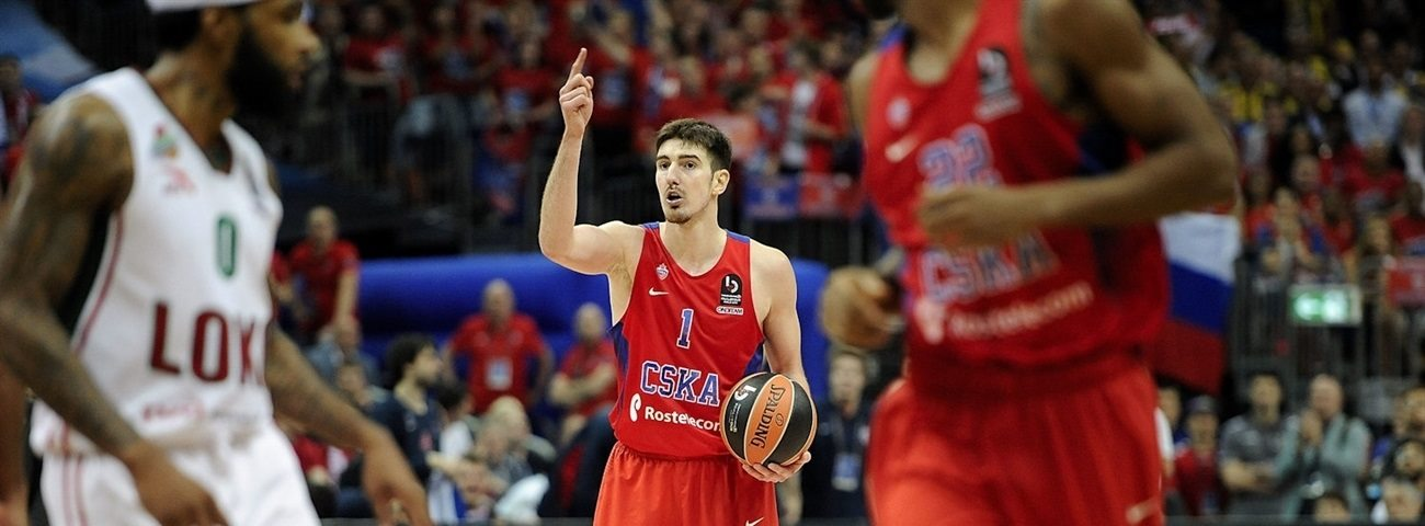 De Colo's 30 points is new record