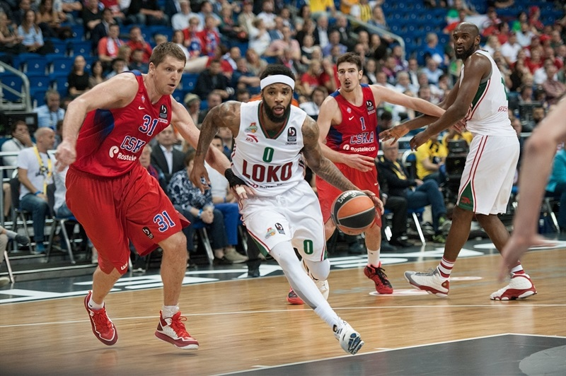Malcolm Delaney - Lokomotiv Kuban Krasnodar - Final Four Berlin 2016 - EB15