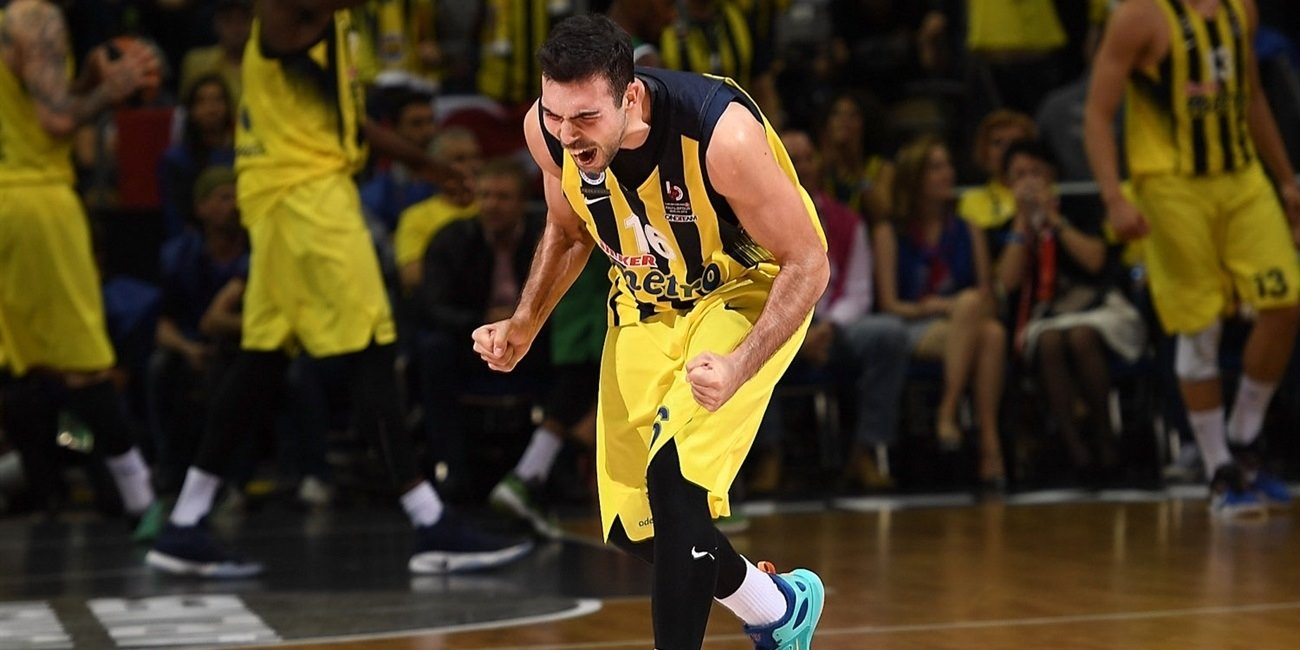 Bogdanovic's late heroics put Fenerbahce in final