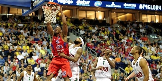 CSKA Moscow marches into final by beating Lokomotiv