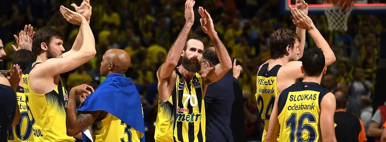 Did you know that ...? Fenerbahce Istanbul, finalist