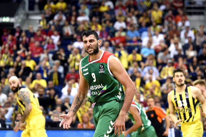 Ioannis Bourousis - Laboral Kutxa Vitoria Gasteiz - Final Four Berlin 2016 - EB15